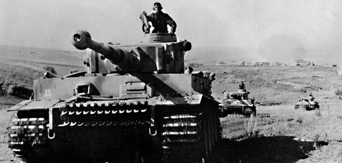 the largest tank battle
