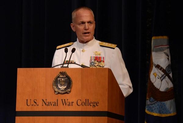 Naval War College Seal