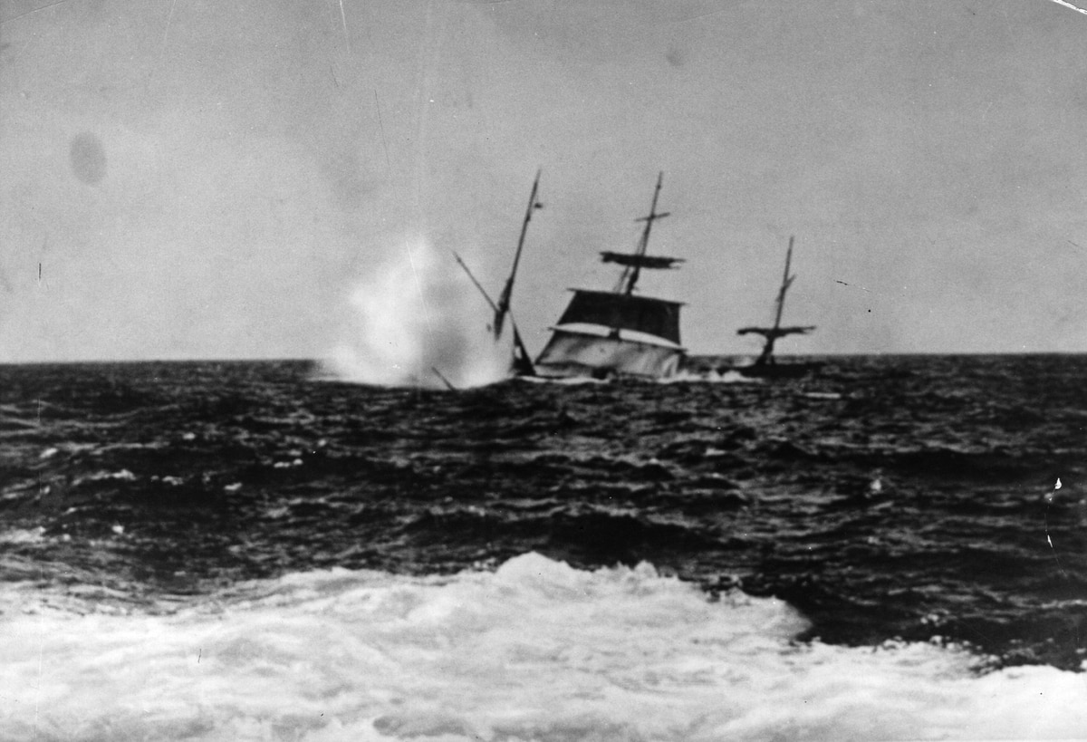 Today In History German U Boats And The U S Entry Into World War I
