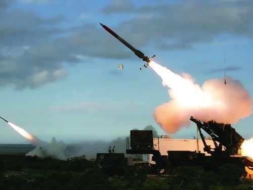 Patriot, along with other missile defense systems, are included in the Army Air and Missile Defense 2028, which provides the Army's overarching vision for the AMD force, describes how the AMD force is postured to support the Army and joint forces (Army)