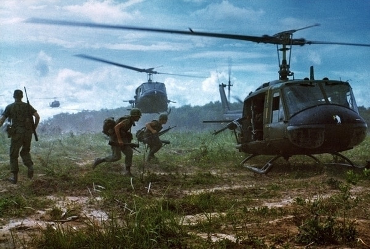 Monument Honoring Vietnam Helicopter Crews Approved For