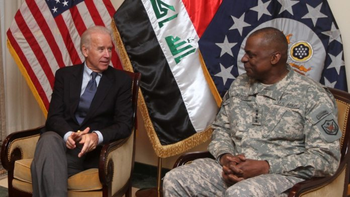 Biden's defense secretary pick raises concerns over recent military service