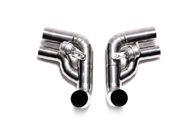 ARMYTRIX Titanium Valvetronic Exhaust System Dual Titanium