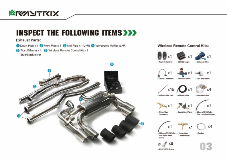 ARMYTRIX BMW Installations | ARMYTRIX USA