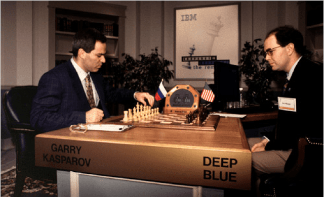 Garry Kasparov - Deep Blue, 11 Μαΐου