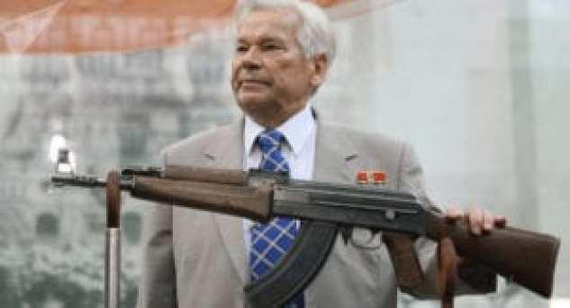 Mikhail Kalashnikov, 6 Ιουλίου