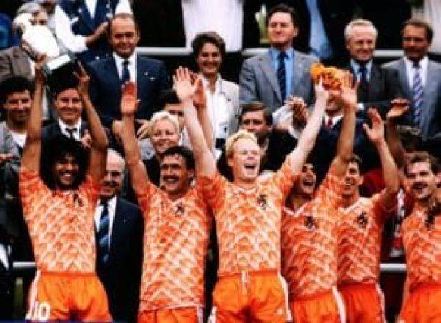 Ολλανδία - Ευρωπαϊκό 1988, 25 Ιουνίου