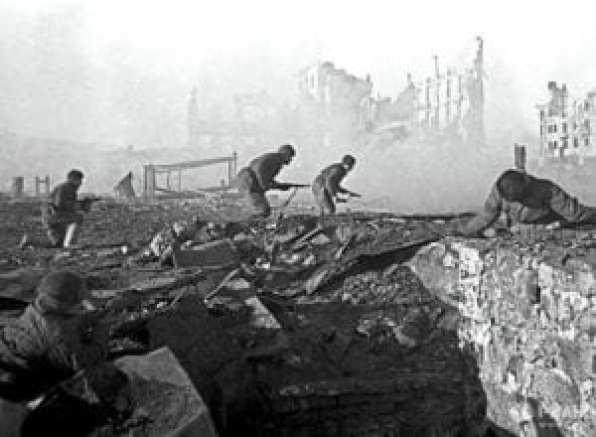 Μάχη του Στάλινγκραντ, 23 Αυγούστου