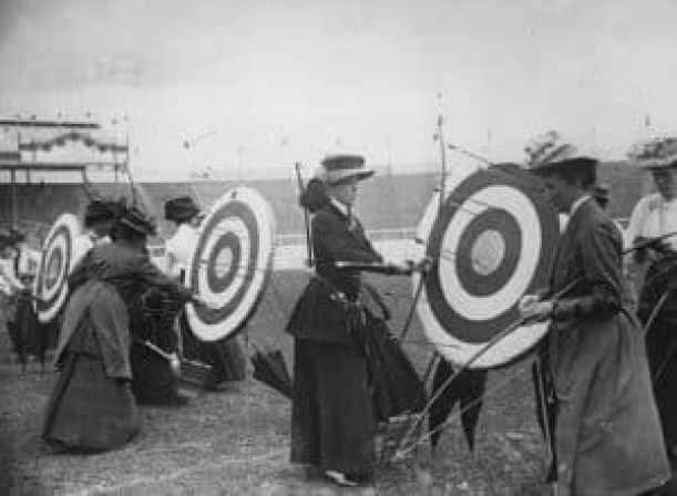 Ολυμπιακοί Αγώνες 1908-γυναίκες, 13 Ιουλίου