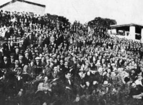 Απεργοί-Περαιάς 1920, 22 Αυγούστου