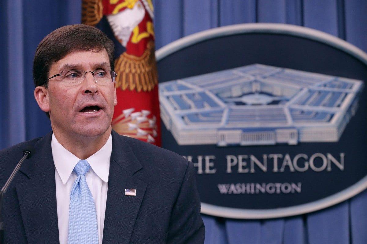 ΗΠΑ: Η Τουρκία φαίνεται να έχει διαπράξει εγκλήματα πολέμου στη Συρία Αμερικανός ΥΠΑΜ: Οι Τούρκοι διαπράττουν εγκλήματα πολέμου
