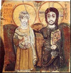 Γιορτή σήμερα 10 Νοεμβρίου Ποιοι γιορτάζουν 11 ΝΟεμβρίου Άγιος Μηνάς