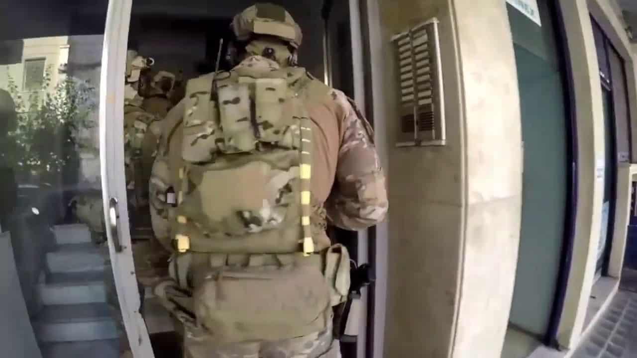 Πειραιά Λιμενικό - Ομάδα Ειδικών Αποστολών: Τα κομάντο σε δράση VIDEO