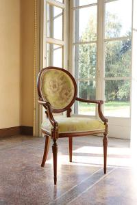 Classic chair - luxury furniture - stuffed luxury chair ...