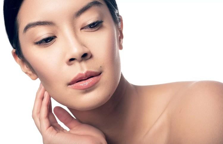 Beauté femme asiatique