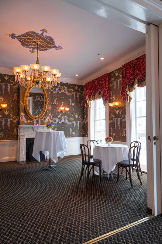 Arnauds Bourbon Suites New Orleans Private Dining