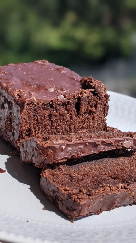 Ultime recette de cake au chocolat Valrhona