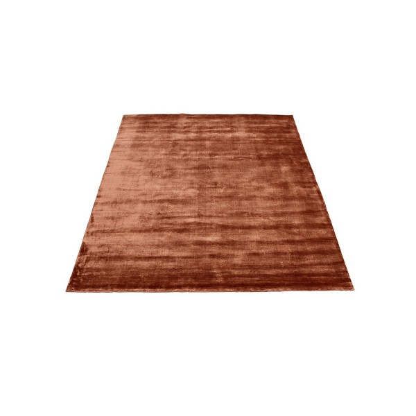 tapis bambou cuivre