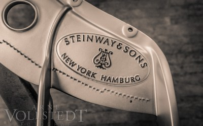 Fotografieren bei Steinway & Sons in New York