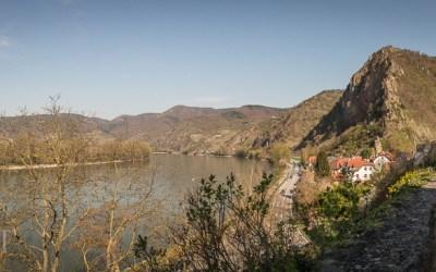 Fotograf auf der Donau