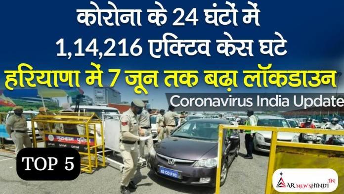 India update covid-19
