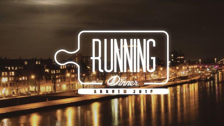 running dinner arnhem 2016