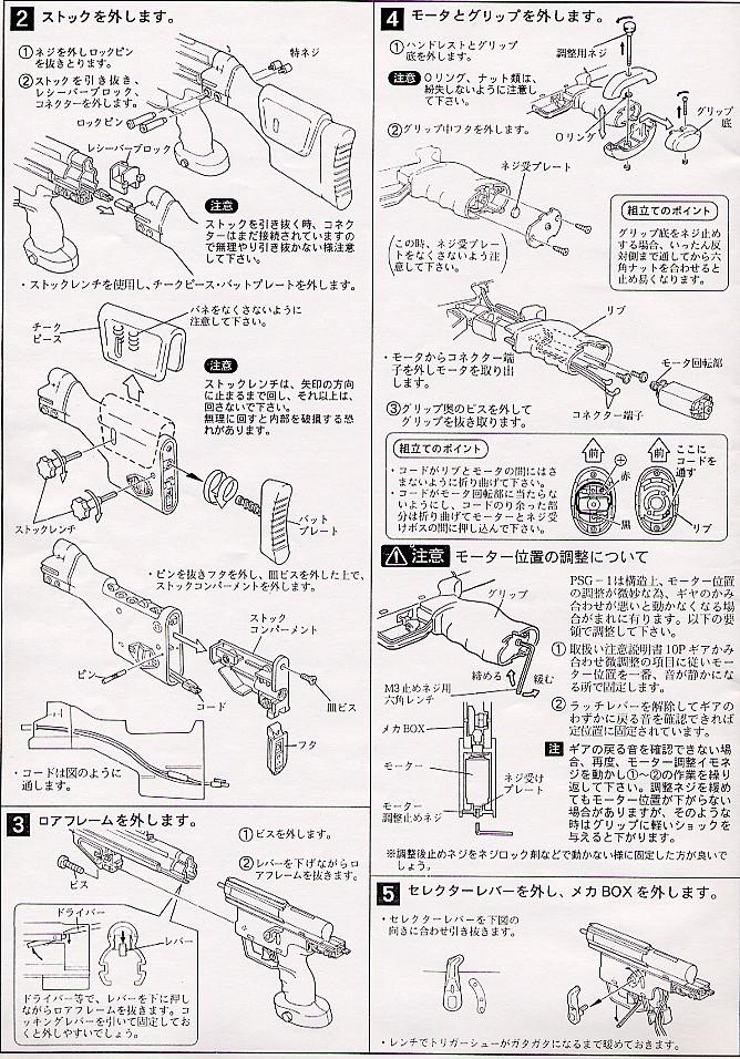 TM PSG1 Tech Manual