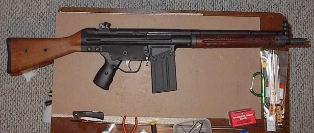 G3 Gun