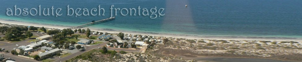 Holiday Cabins At Arno Bay Caravan Park On Eyre Peninsula