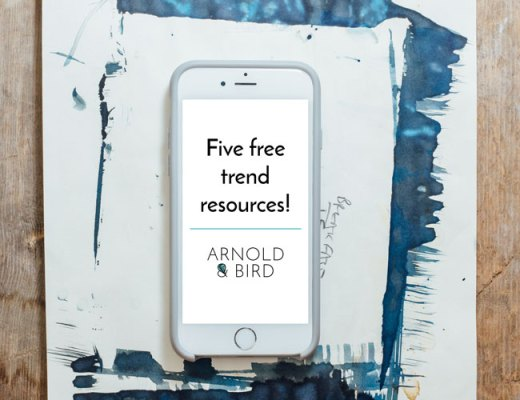 Five free trend resources Arnold & Bird