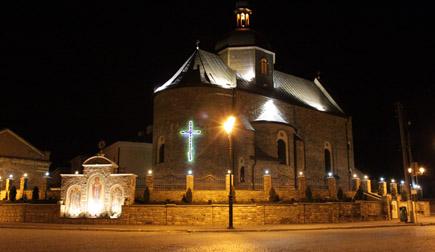 Świątynia w Kamieńcu Podolskim