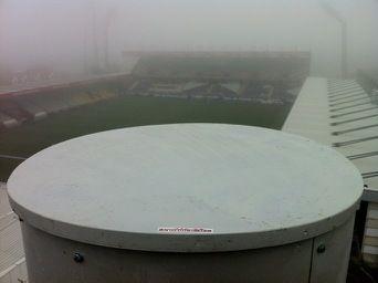 Sendemast - Horrstadion Wien