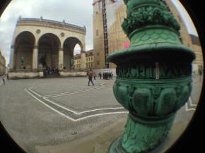Feldherrenhalle München