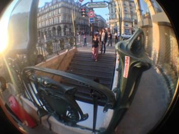 Metro- Paris