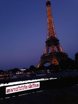 Paris a la nuit