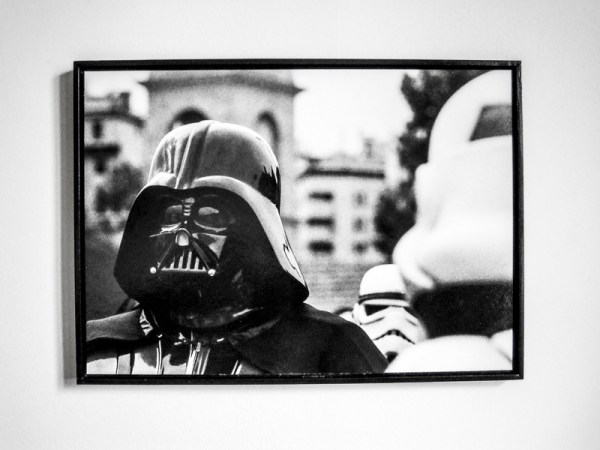 Darth Vader Arrival 'Star Wars Day' #2