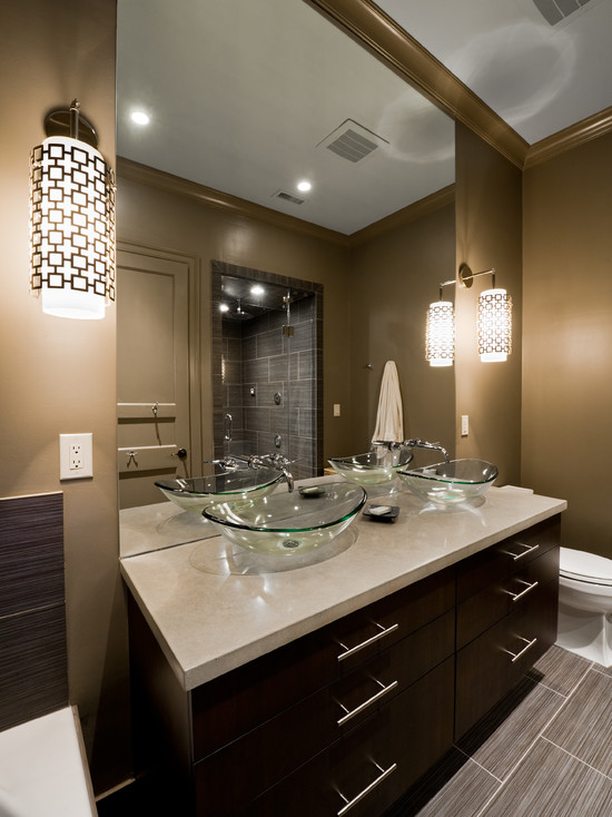 Master Bath Modern By Design (Charlotte)