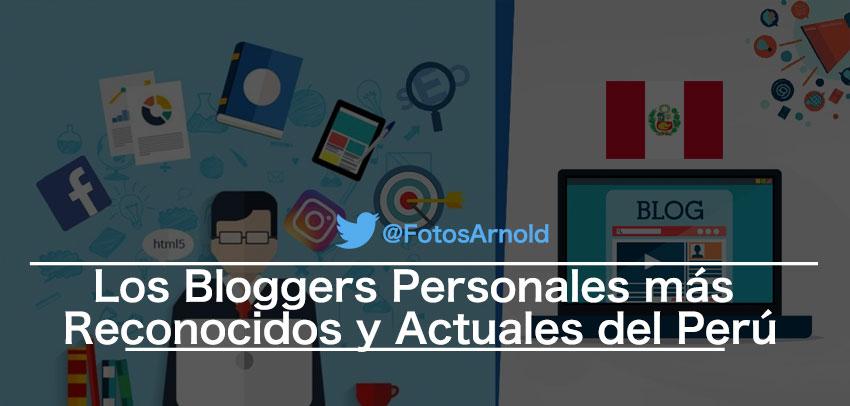 bloggers personales peru