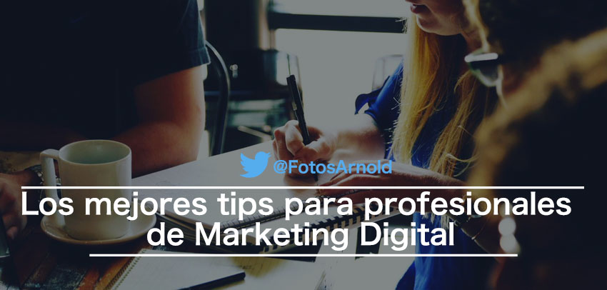 tips para profesionales marketing digital