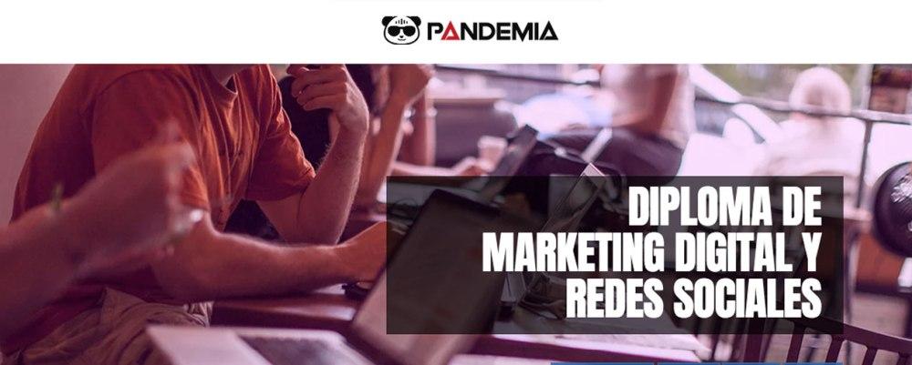 estudiar diplomado de marketing digital pandemia peru