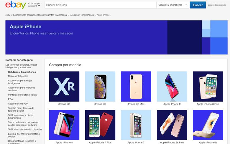 ebay comprar iphone desde usa a peru