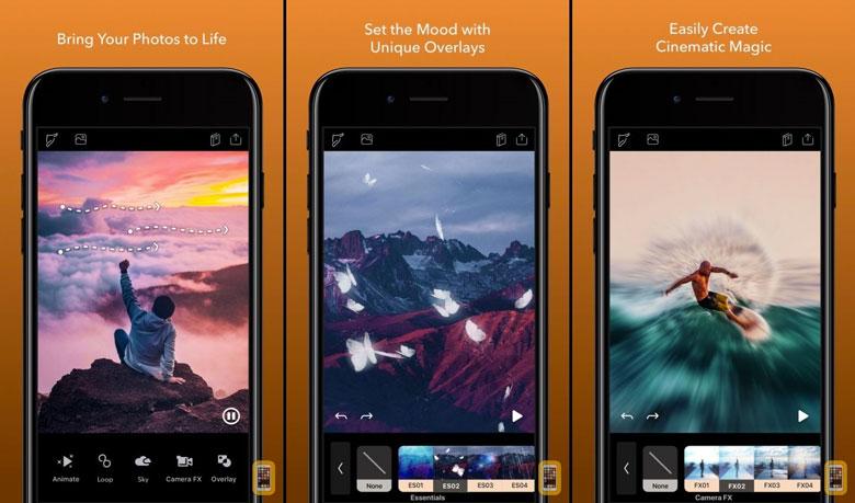 enlight pixaloop apps iphone 2019