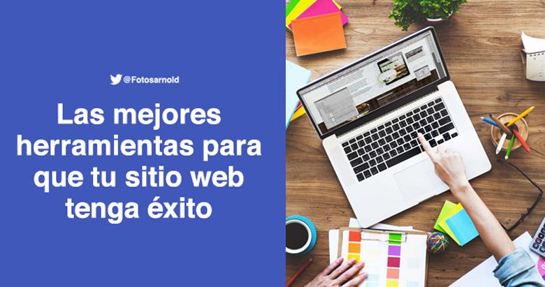mejores herramientas sitios web