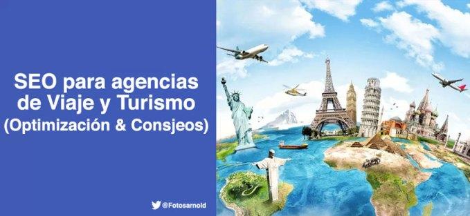 seo para agencias viaje turismo