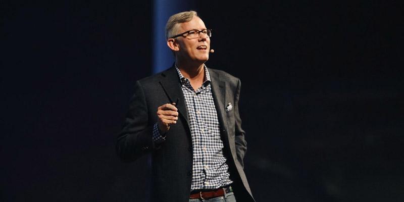 Brian Halligan creador del inbound marketing y CEO de Hubspot