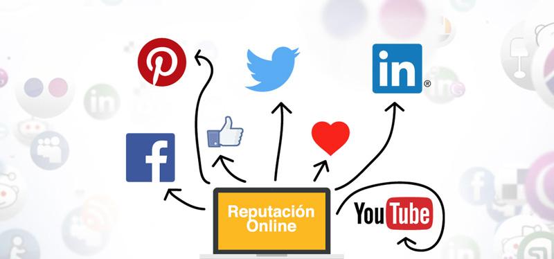 estrategia redes sociales reputacion online