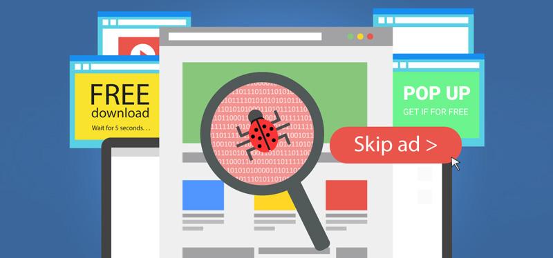 evitar sitios web gratuitos y spam reputacion online