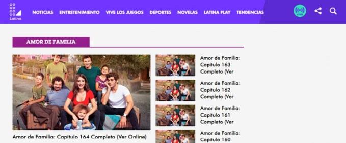 latina noticias de entretenimiento peru