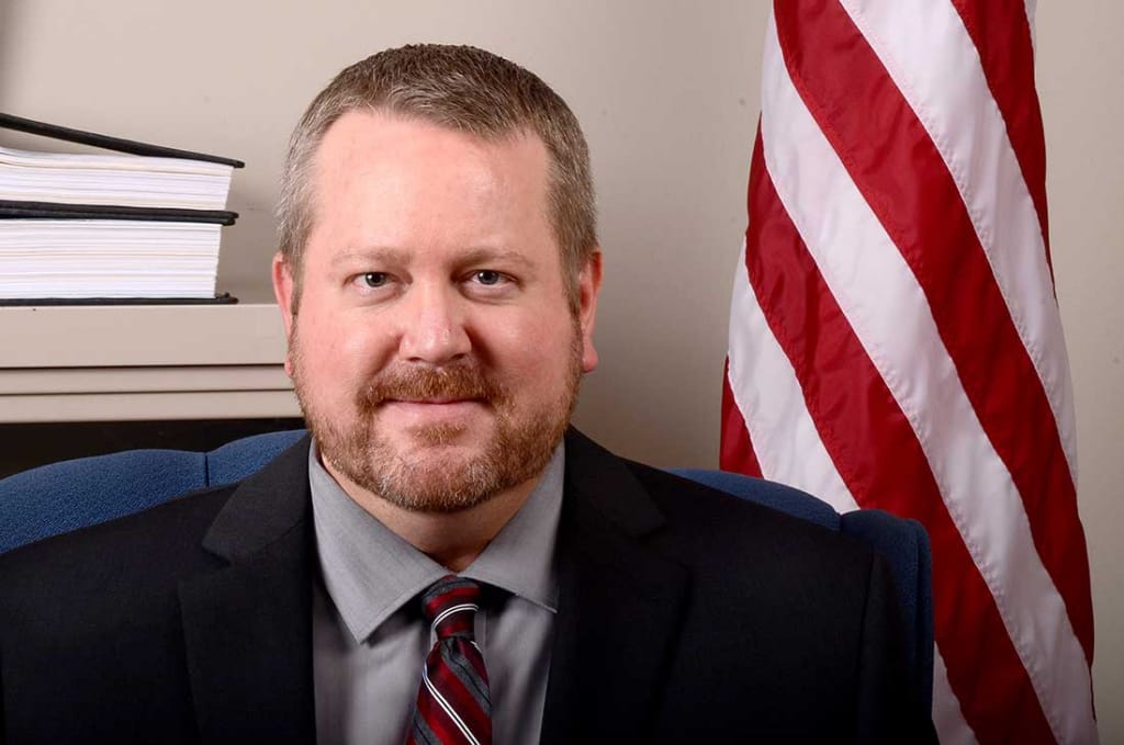 Bryan Richison Arnold MO City Administrator