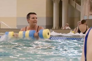 Adult Aquatics Fitness